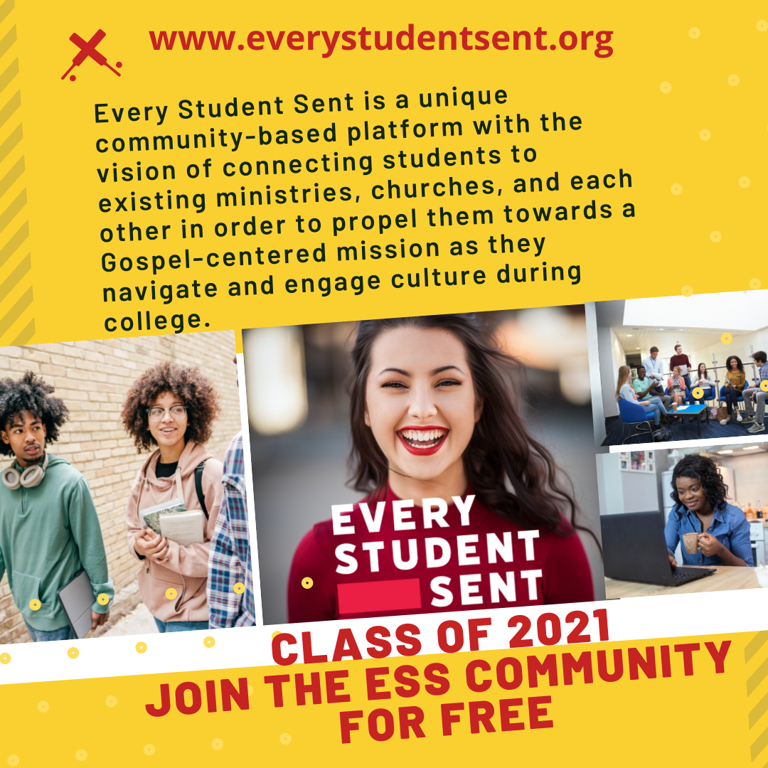 Class of 2021 Join ESS for Free